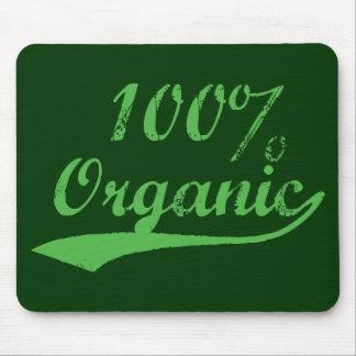 100% Organic Mouse Pad