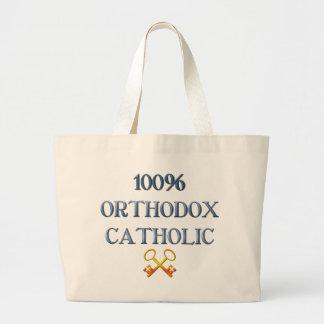100% Orthodox Catholic Tote Bags