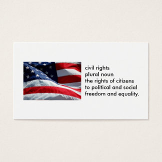 100-pack CIVIL RIGHTS Cards