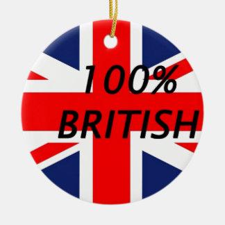 100 per cent British Ornaments