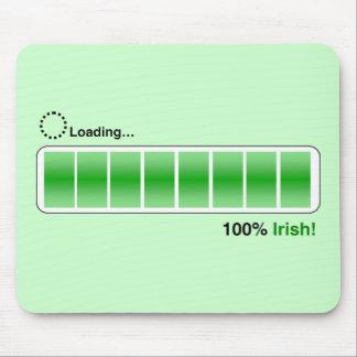 100 per cent Irish Mouse Pad