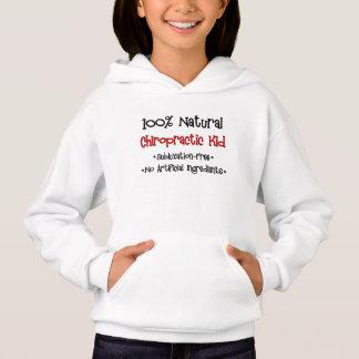 100 Per Cent Natural Chiro Kid T-Shirt