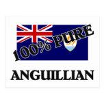100 Percent ANGUILLIAN Post Cards