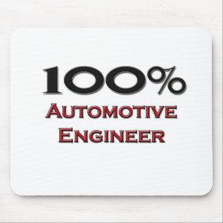 100 Percent Automotive Engineer Mousepads