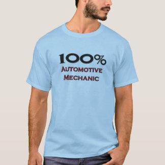 100 Percent Automotive Mechanic T-Shirt