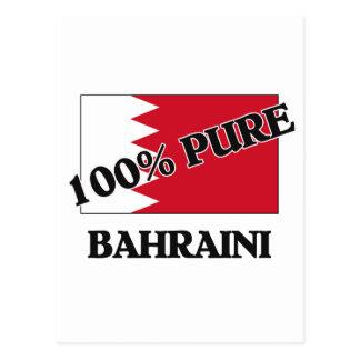 100 Percent BAHRAINI Post Card