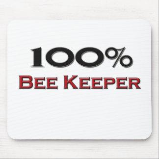 100 Percent Bee Keeper Mousepads