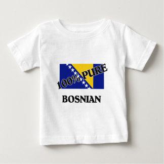 100 Percent BOSNIAN Baby T-Shirt