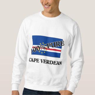 100 Percent CAPE VERDEAN Sweatshirt