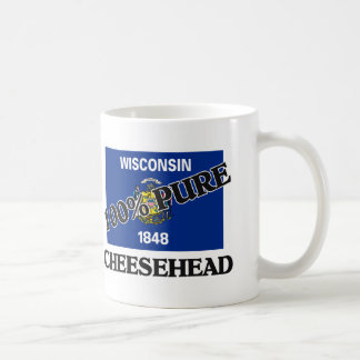 100 Percent Cheesehead Coffee Mug