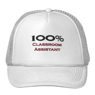 100 Percent Classroom Assistant Trucker Hat