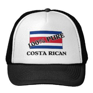 100 Percent COSTA RICAN Trucker Hats