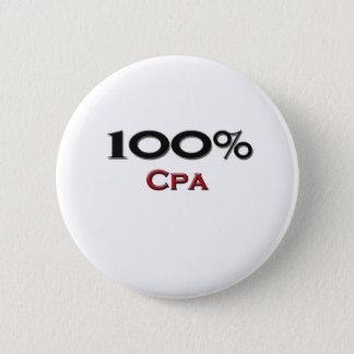 100 Percent Cpa Pinback Button