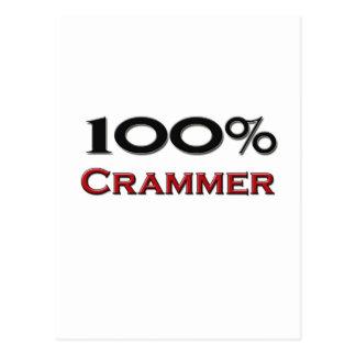 100 Percent Crammer Postcards