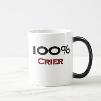 100 Percent Crier Mugs