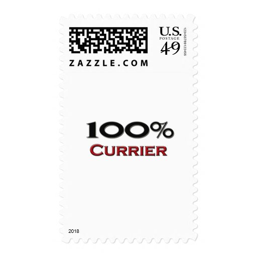 100 Percent Currier Stamp