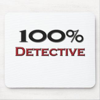 100 Percent Detective Mouse Pad