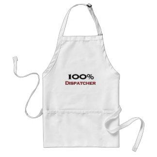 100 Percent Dispatcher Apron