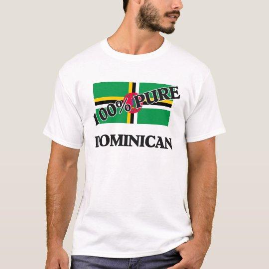 100 Percent DOMINICAN T-Shirt