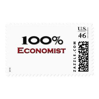 100 Percent Economist Postage
