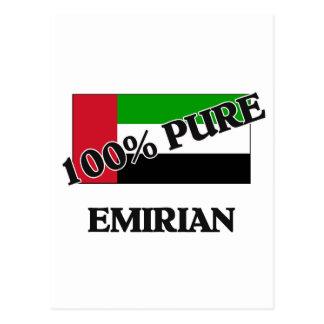 100 Percent EMIRIAN Postcard