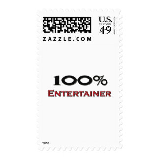 100 Percent Entertainer Stamps
