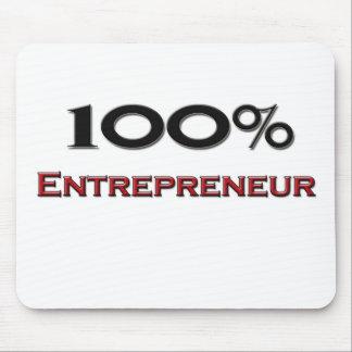 100 Percent Entrepreneur Mouse Pad