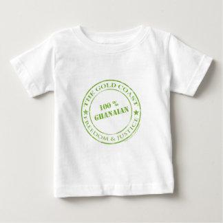 100 percent ghanaian apple baby T-Shirt
