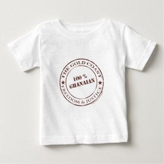 100 percent ghanaian chocolate baby T-Shirt