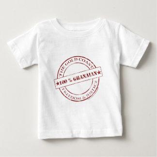 100 percent ghanaian sangria baby T-Shirt