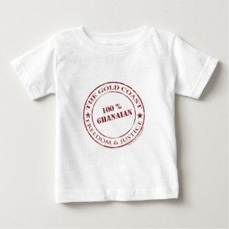 100 percent ghanaian sangria tee shirt