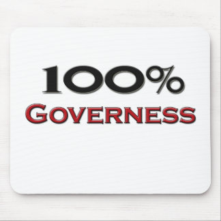100 Percent Governess Mousepad