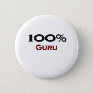 100 Percent Guru Button
