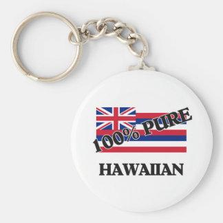 100 Percent Hawaiian Keychains