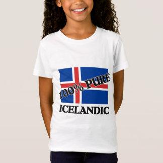 100 Percent ICELANDIC T-Shirt