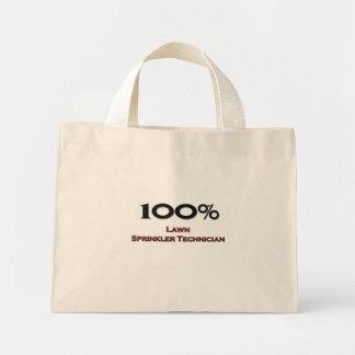 100 Percent Lawn Sprinkler Technician Bags