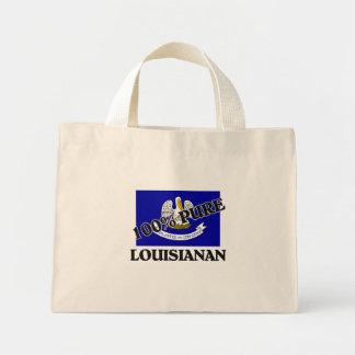 100 Percent Louisianan Canvas Bags