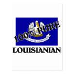 100 Percent Louisianian Postcards