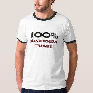 100 Percent Management Trainee T-Shirt
