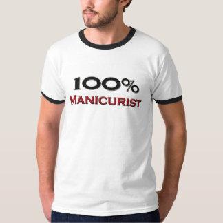 100 Percent Manicurist T-Shirt