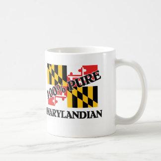 100 Percent Marylandian Coffee Mug