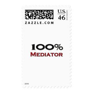 100 Percent Mediator Stamps