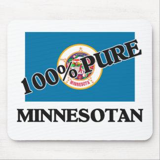 100 Percent Minnesotan Mouse Pad