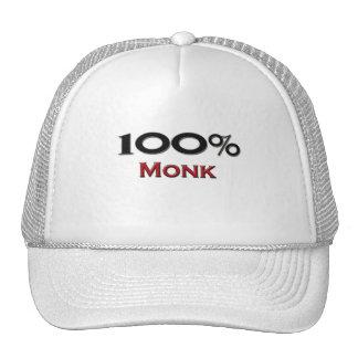 100 Percent Monk Mesh Hat