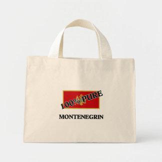 100 Percent MONTENEGRIN Canvas Bags