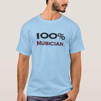 100 Percent Musician T-Shirt