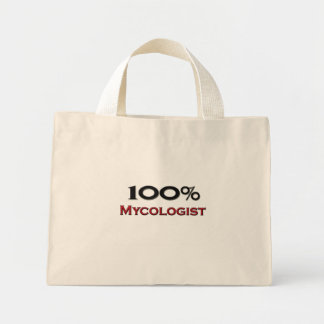 100 Percent Mycologist Tote Bag