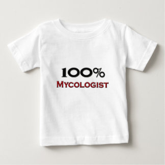 100 Percent Mycologist T-shirt