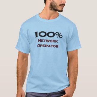 100 Percent Network Operator T-Shirt