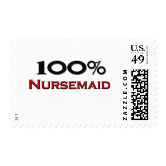 100 Percent Nursemaid Postage